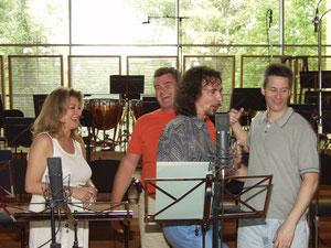 With Fabio Armiliato, Steven Mercurio, Daniela Dessì in Parma