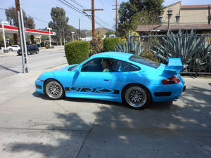 GT3 REPLICA FROM FAST 5 MOVIE