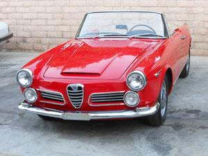1966 ALFA 2600 6 CYLINDER