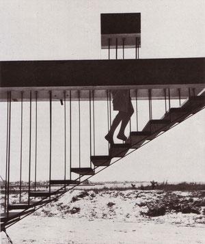 André Kertesz, La Disparition, NY 1955