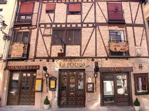 Restaurante Mesón La Oficina de Segovia