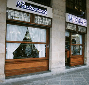 Restaurante Víctor de Bilbao
