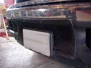 BUG SCREEN FOR BUMPER 1999-2004 Ford SD F250-F550