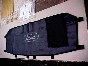Oem Winter Front Grill Cover Winter Front Grill Cover