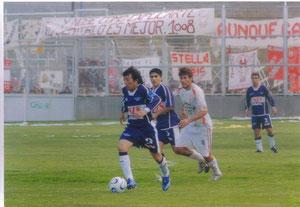 Clasico 2007 contra Huracan