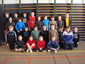 Coupe 17 - Challenge de Saintes - 09/12/2012