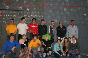 Championnalt Départemental et Challenge - Saintes - 02/12/2012