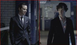 Moriarty VS Sherlock