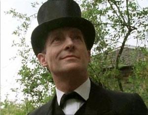 Jeremy Brett, interprète de Sherlock Holmes