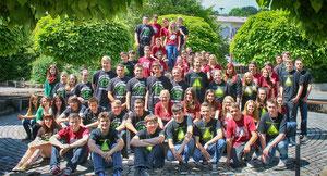Entlassschüler 2013