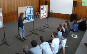 Methodentraining an der Realschule Krautheim