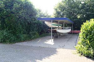 Drachenbootständer