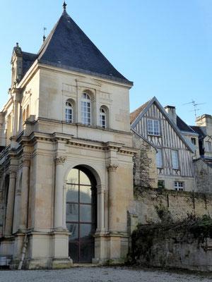 Hôtel de Mondrainville à Caen aujourd'hui