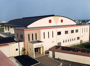 吉田町立中央小学校屋内運動場