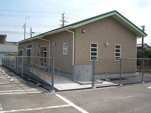 吉田町自彊小学校区放課後児童クラブ室