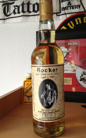 ,,Rocker ''Bon Scotch Series Vol. 2 Limited Edition 42/54