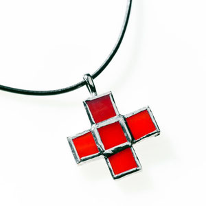 Anhänger Rot Kreuz