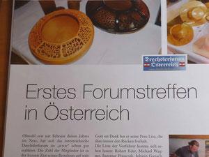 Dt. Drechslermagazin, Ausg. 17 /Wi 2011