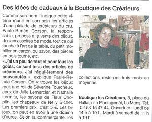 Ouest-France 14 décembre 2011