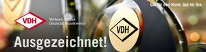 VDH: Link über Bild