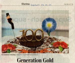 St. Galler Tagblatt 2005