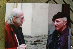 Norbert Kuchinke und Ralf Schepke