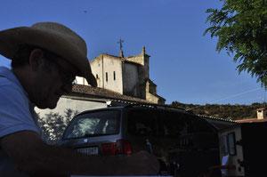 Activación Iglesia de Taravilla, Guadalajara