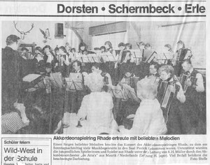 Ruhr Nachrichten, 08.05.1985