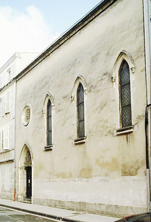 Chapelle Notre-Dame de l'Espérance à La Rochelle