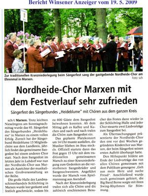 Sängerfest 2009