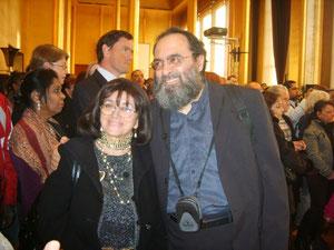 Shimon REUBEN  & Michèle EJNES  / Nehama REUBEN
