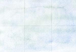 o.T. 2012 Aquarell, Bleistift 16,9 x 24,6 cm