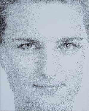 Joana Brüssow Günter Wintgens Portraits