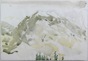 Günter wintgens Aquarell