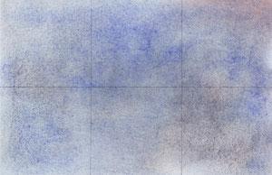 o.T. 2012 Aquarell, Bleistift 14,5 x 22,3 cm