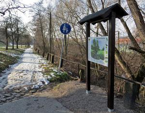 Lebensraum Bachlauf, Foto: Bettina Bruschke