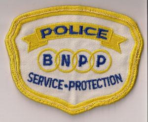 Police BNPP (Nouveau-Brunswick  /  New Brunswick)  (Ancien / Obsolete)  (Neuf / New)  1x