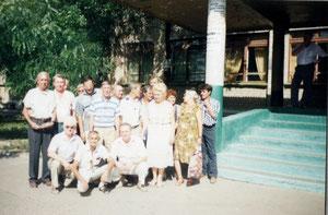 7 мая 1997 г. 50 лет Астраханскому радиоклубу.Преподователи ДОСААФ и р/любители