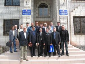 Встречя в РЧЦ 2010 г.