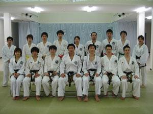 2010年愛知県テコンドー指導員セミナーにて