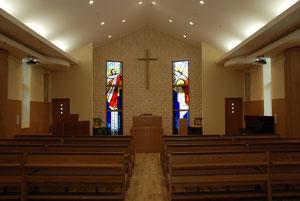 新会堂礼拝堂