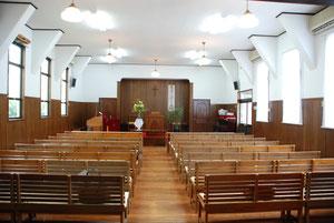旧会堂礼拝堂