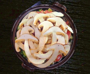 「松茸鍋」