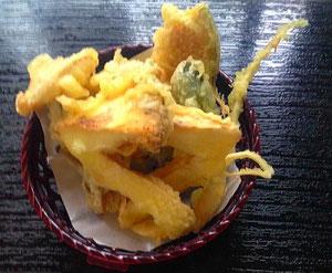 「天ぷら」