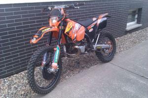 KTM EXC 250 (David)