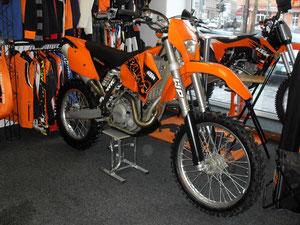 KTM EXC 450 (David)
