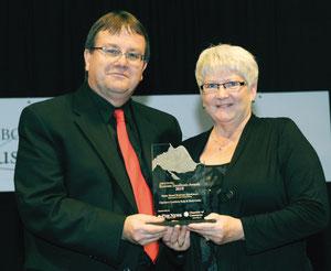 2010 Business Excellence Award Winner
