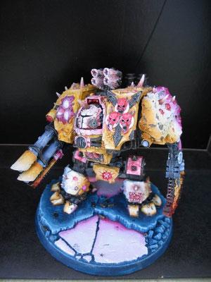 dreadnought de nurgle forgeworld