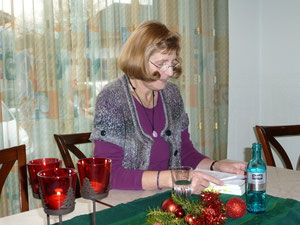 Adventfeier der VdK Frauen in Elz 2012