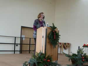 Lesung beim Bezirks-Landfrauenverein Weilburg 2012